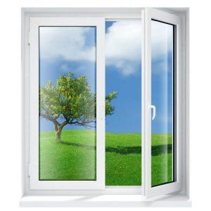 Пласт окно