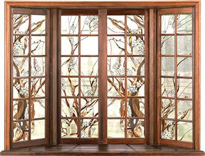 Деревянные окна в Нижнем Новгороде